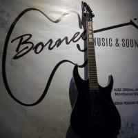 Gitar Ibanez RG Seven Signature Mick Thompson Slipknot