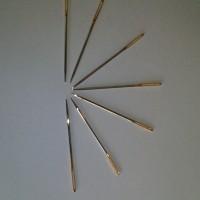 Jarum kristik benang wol/ Tapestry Needle
