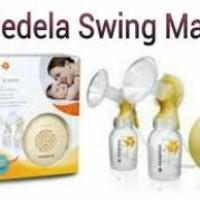 harga breast pump medela swing maxi Tokopedia.com