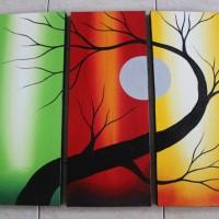 harga Lukisan Ranting Dekoratif Tokopedia.com