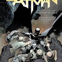 Batman Vol 1 The Court of Owls TP - Snyder Capullo DC Comic Komik Book
