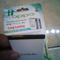 Baterai Ori Oppo Blp-569 ( Find 7a)