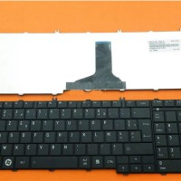 KEYBOARD LAPTOP TOSHIBA L670 L675 L750 L755 L760 L765 L770 L775 C655D