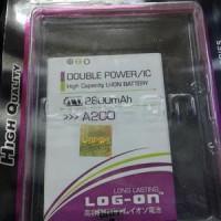 harga Baterai Double Power Log On Evercross A200  Batre Batere Battery Tokopedia.com