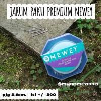 Jarum Pentul Paku Premium + Busa Bantalan isi +/- 300