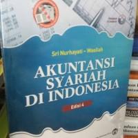 akuntansi syariah di indonesia sri nurhayati edisi 4 + CD