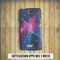 Oppo Neo 3 R831k Case Custom - Softcase Skin Custom Gambar / Foto