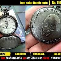 harga Jam Saku Death Note Tokopedia.com