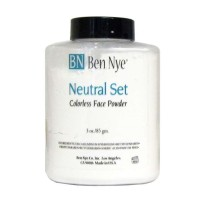 SHARE! BEN NYE NEUTRAL SET CLASSIC TRANSLUCENT COLORLESS POWDER