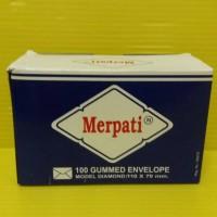 Amplop Merpati Mini