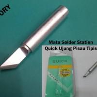 harga Mata Solder Station Quick 936a Runcing Pisau Original 100% Lancip Ory Tokopedia.com