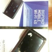 Modem Mifi Sierra 760s 4G LTE GSM TELKOMSEL, INDOSAT, XL JARINGAN 4 G