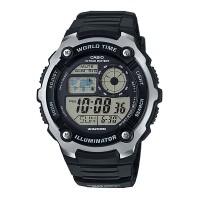 harga Casio Standard Ae-2100w-1a Original Tokopedia.com