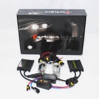 Lampu Mobil HID Fortuna Black Series Single Bulb AC H8/H11 6000K