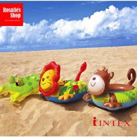 harga Pelampung Anak Intex Big Animal Ring Lion Tokopedia.com
