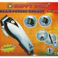 ALAT / MESIN CUKUR PANGKAS RAMBUT HAPPY KING CLIPPER HAPPYKING MURAH!!