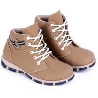 harga Sepatu Anak Balita Laki Laki Pria Cowok Boot Boots Casual Garsel E 245 Tokopedia.com