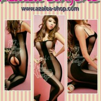 harga bodystocking-big lines pattern black bsb 3309 Tokopedia.com