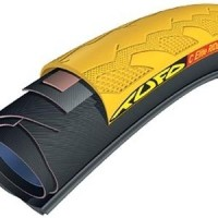 Tires Tufo Elite Ride 700c 25mm Black/Yellow