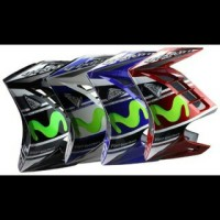 harga Half fairing new vixion advance movistar all warna Tokopedia.com