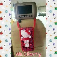 Tempat Tisu Mobil Tas Gantung HK Cherry