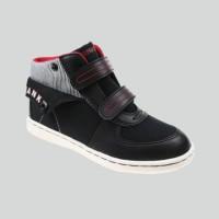 harga Sepatu Anak Tomkins Monsters Black Red Tokopedia.com