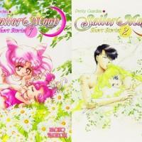 Sailor Moon Short Stories Vol 1 & 2 TP - Naoko Takeuchi Komik Manga
