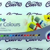 PENTEL ARTS WATER COLOURS 18 / PENTEL CAT AIR 18 WARNA