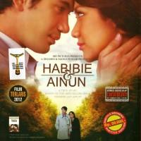 Habibie Ainun DVD Original