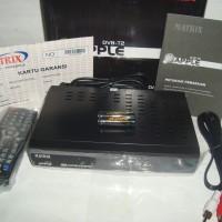 Set Top Box TV Digital dan Media Player Matrix Apple DVB-T2 New (EWS)