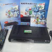 Set Top Box TV Digital Getmecom HD-9 DVB-T2 Support EWS