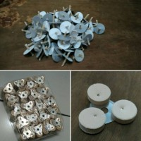 lilin apung+sumbu set