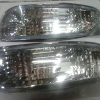 lampu sein bumper mobil timor
