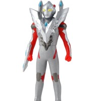 Bandai Ultra X 05 Ultraman X Zero Armour