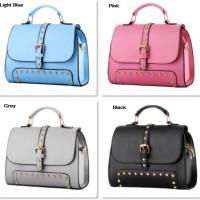 Jual Tas Import Wanita - Buckle - Studded Bag Murah