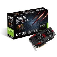 Asus Geforce GTX 960 DirectCU II OC 2GB DDR5 - Black