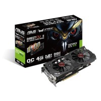 Asus Geforce GTX 970 DirectCU II OC 4GB DDR5 STRIX GTX970-DC2OC-4GD5
