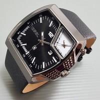 harga Jam tangan Diesel kotak dual time / double time tali kulit leather Tokopedia.com