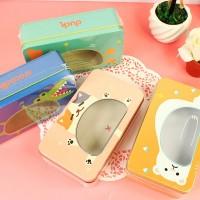 harga Clear Animal Tin Accessories Box Tokopedia.com