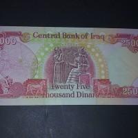 dinar irak 25rb buat koleksi