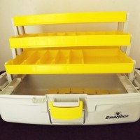 TEMPAT UMPAN PANCING SUSUN 3 / TACKLE BOX