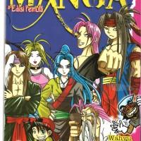 Buku Cara Gampang Gambar Manga Edisi Pemula