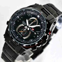Swiss Army EQW-A1200 RED BLACK Steel Chain