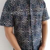 harga Kemeja Batik Modern Lengan Pendek Katun, Batik Keraton 581e Tokopedia.com