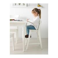 harga IKEA Ingolf - Kursi Anak Untuk di Meja Makan, Warna Putih Tokopedia.com