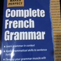 French Grammar (English Subtitle) / Buku Perancis