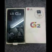 hp / handphone LG G2 fullset mulus garansi panjang