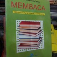 membaca,sebagai suatu ketrampilan berbahasa by guntur tarigan