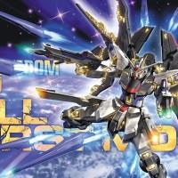MG 1/100 ZGMF-X20A Strike Freedom Gundam Full Burst Mode