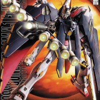 MG 1/100 XM-X1 Crossbone Gundam X1 Full Cloth
